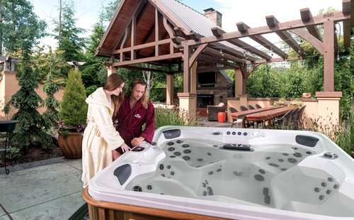 hot tubs fact sheet: energy efficient hot tub or spa